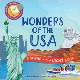 A Shine a Light Book: Wonders of the USA