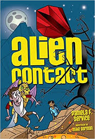 Alien Contact: Alien Agent Book Five
