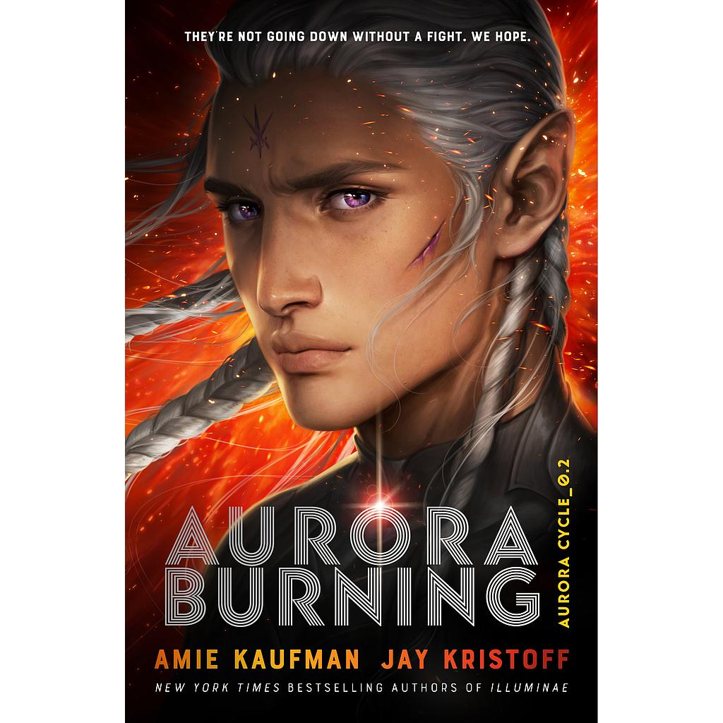 Aurora Burning: The Aurora Cycle # 2